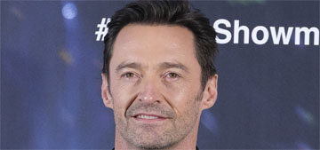 Hugh Jackman on his reputation for being nice: 'it's just being a normal person'