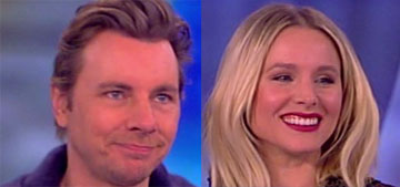 Dax Shepard on his marriage to Kristen Bell: 'We work it like a job'