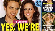 Brad Pitt gives Robert Pattinson advice on Kristen Stewart love affair