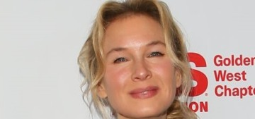 Renee Zellweger: Harvey Weinstein is 'full of sh-t' for 'sexual favors' claim
