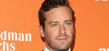 Armie Hammer apologizes to Casey Affleck about his settled 'civil lawsuits'