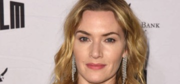 Kate Winslet almost refused to work with Woody Allen because he's so 'quirky'