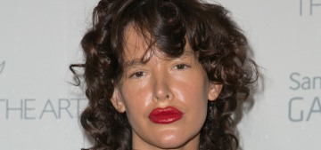 Paz de la Huerta's therapy sessions are being used against her in her rape case