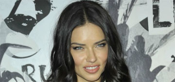 Adriana Lima: I will not take off my clothes anymore for an empty cause