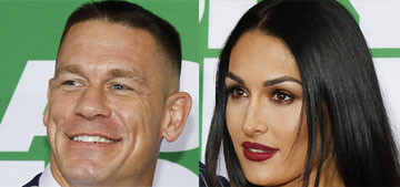 John Cena calls his proposal to Nikki Bella 'the greatest moment of my life'