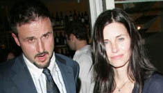 Is Courteney Cox's marriage in trouble?