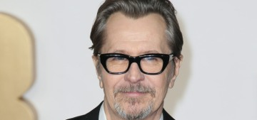 Is Gary Oldman the Best Actor front-runner for 'The Darkest Hour'?
