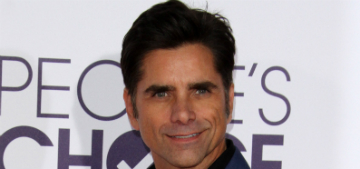 John Stamos, 54, covers People because his girlfriend is pregnant