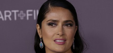Salma Hayek wrote a harrowing op-ed about Harvey Weinstein's years of abuse