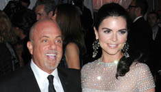 Enquirer: Billy Joel contacts divorce lawyer, tells Katie Lee to 'take a hike'