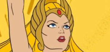She-Ra is returning in a new Netflix series: fabulous or meh?