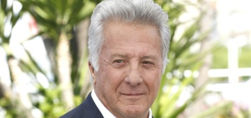 Dustin Hoffman is basically Roy Moore, only without the ban at his local mall