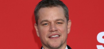 Matt Damon worries that the #MeToo movement is going to get out of hand