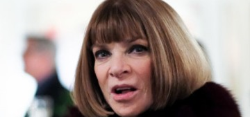 Anna Wintour sort of apologized for Mean-Girl-ing the new Vanity Fair editor