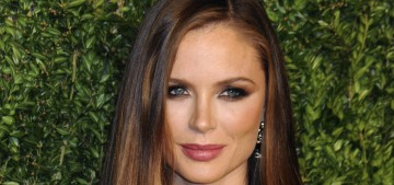 Georgina Chapman will host a Marchesa show during NYFW in February