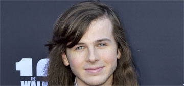 Chandler Riggs, Carl on The Walking Dead, looks much different now (spoilers)