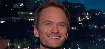 Neil Patrick Harris' family loves Christmas almost as much as Halloween