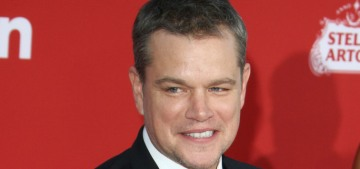 Matt Damon will judge sexual predators on a 'case by case basis', thank you very much