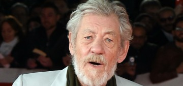 Ian McKellen has some complicated & awful thoughts about sexual harassment