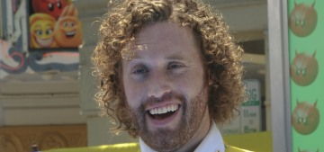 T.J. Miller was accused of raping & assaulting a woman in college