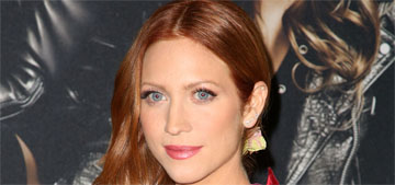 Brittany Snow: 'I'm almost 100 percent vegan, and I'm off dairy and gluten'