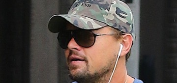 Leo DiCaprio asked Santa for a new 20-year-old girlfriend & Santa delivered