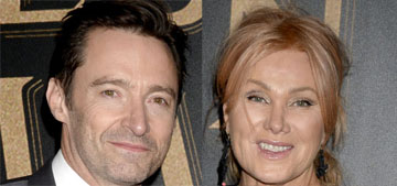 Hugh Jackman covers People: Deb and I are a team, we're there for each other