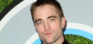 Robert Pattinson & Emma Watson are allegedly 'enjoying secret dinners together'