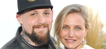Cameron Diaz and Benji Madden are reportedly looking into adoption