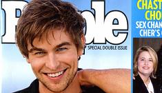 Chace Crawford is People's hottest bachelor
