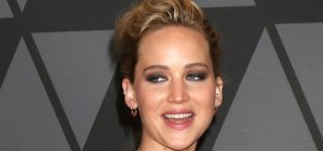 Jennifer Lawrence is spending time with her ex-boyfriend Darren Aronofsky again