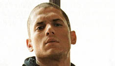 Wentworth Miller is a diva on set (update)