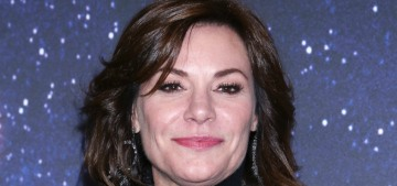 LuAnn de Lesseps got arrested on Christmas Eve for being a drunk, violent mess