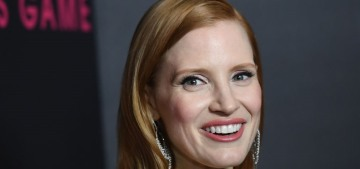 Jessica Chastain tried to explain why she did an all-white actress roundtable