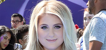 Meghan Trainor on her engagement: he 'made all of my dreams come true'