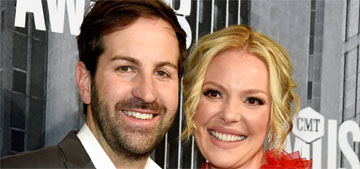 Katherine Heigl gushes about her husband on 10th anniversary: 'I get to call him mine'