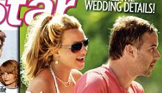 Star thinks Britney Spears is getting married again