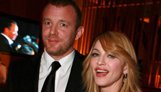 Madonna thinks being bossy will save her marriage