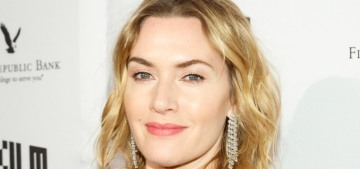 Kate Winslet on Woody Allen's creepy daughter fixation: 'It was never discussed'
