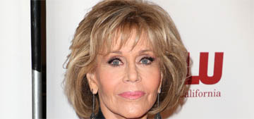 Jane Fonda: 'I assumed I would die lonely and an addict of some sort'