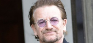 Bono: 'Music has gotten very girly…hip-hop is the only place for young male anger'