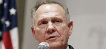 """Roy Moore is contesting the election results because black people voted"" links"