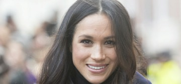 Meghan Markle was apparently on the shortlist to be a Bond Girl…?