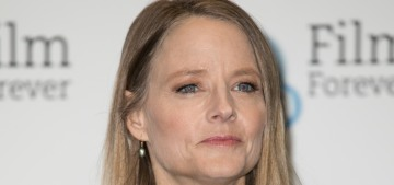 Jodie Foster: Superhero films are 'like fracking,' they 'wreck the earth'