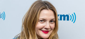 Drew Barrymore: 'When people say be present I want to punch them in the face'