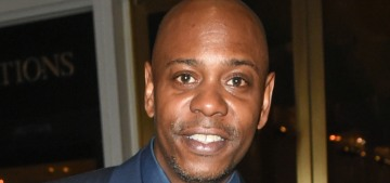 Dave Chappelle thinks Louis CK's 'brittle-ass' victims needed to toughen up