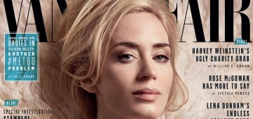Emily Blunt: 'It would be my dream just to flip houses.  I adore renovating'