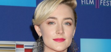 Saoirse Ronan wore Gucci to the Palm Springs festival: garish or cute?