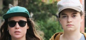 Ellen Page quietly married Emma Portner & now they're Canada's golden couple