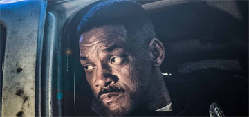 Bright, the Netflix supernatural cop movie with Will Smith, is getting a sequel